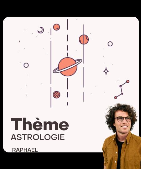 thème astrologie