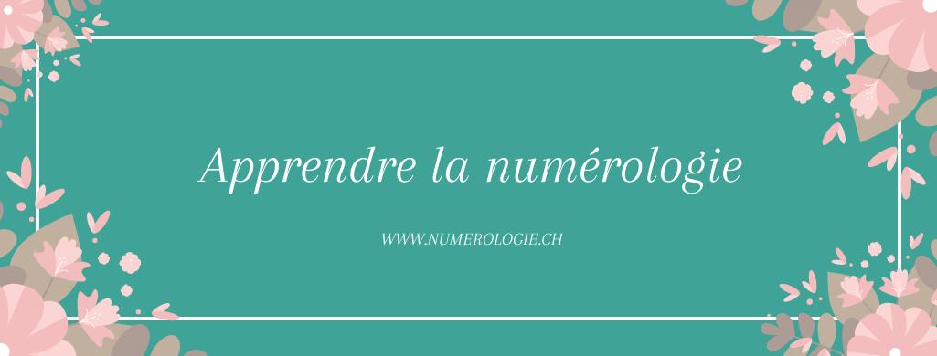 Apprendre la numérologie